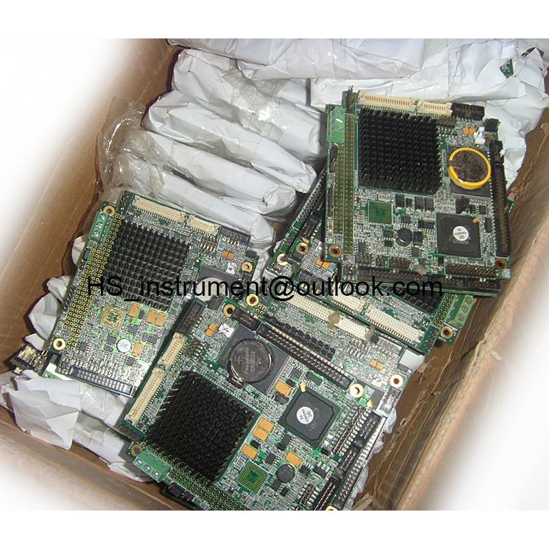 UTILISÉ 100% TEST ENC5800 ENC 5800 ENC-5800 PC104 Intégré Carte Mère LX800-500MHz faible puissance sans ventilateur CPU
