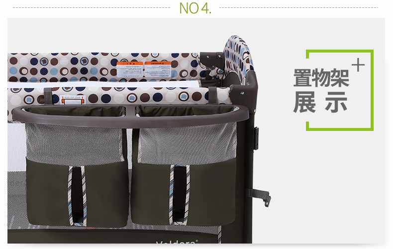 China portable folding baby bed Suppliers