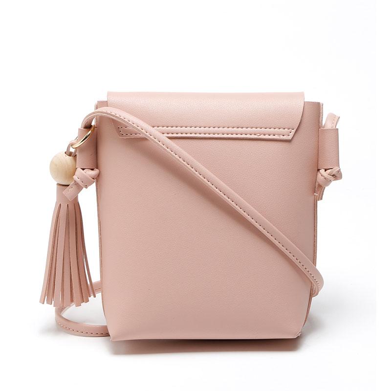 REPRCLA Fashion Tassel Shoulder Bags PU Կաշի Կանանց - Պայուսակներ - Լուսանկար 3