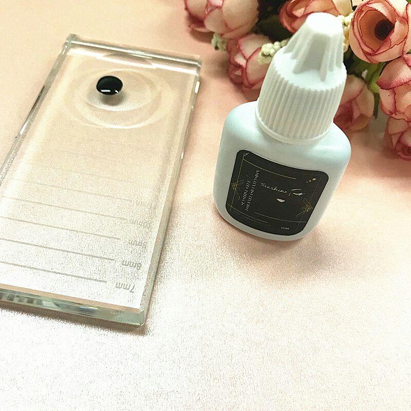 5ml super Lash Glue Eyelash Adhesive Eyelash Glue Waterproof False Eyelash glue Fast dry no simulation eyelash extension glue