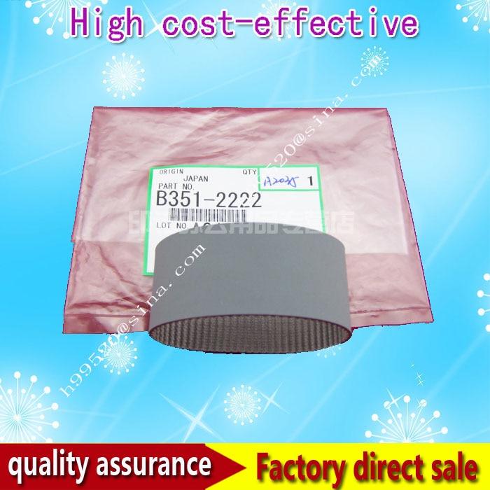 Original new Ric*h ADF Paper Feed Belt AF1035 B351-2222 4pces/lot AF2035 AF3035 MP3500 MP4500