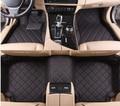 AA Custom Special Floor Mats For Mitsubishi Pajero 7seats Waterproof Durable Carpet For Pajero 7 Seats Carmat