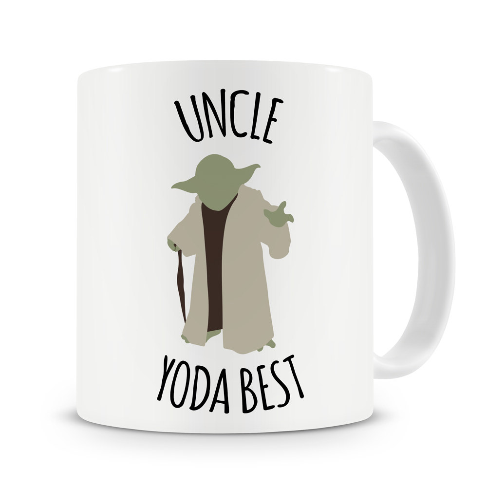 Uncle Travel Cup Star Beer Mugs Yoda Ceramic Wars Dad Step 6mIYvg7ybf