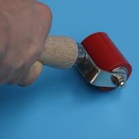 40mm Silica Gel Press Roller For Handheld Hot Air Plastic Welder Gun And Heat Guns For