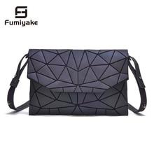 2020 mode Geometrische Casual Kupplung Messenger Taschen Leucht Designer Frauen Abend Tasche Schulter Taschen Mädchen Klappe Handtasche