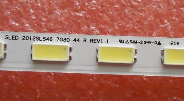 led רצועת lj64 2 חתיכות / הרבה KDL-46EX650 LJ64-03363A LTY460HN05 LED רצועת 2012SLS46 7030 44 506MM R L 44LED (3)