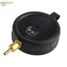 Fuel Pump Vacuum Tester Gauge Leak Pressure Carburetor Diagnostics w/ Case 2.5''