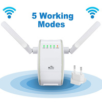 Wireless Router 300M Repeater Wifi Signal Amplifier Portable Expander For Home XXM8