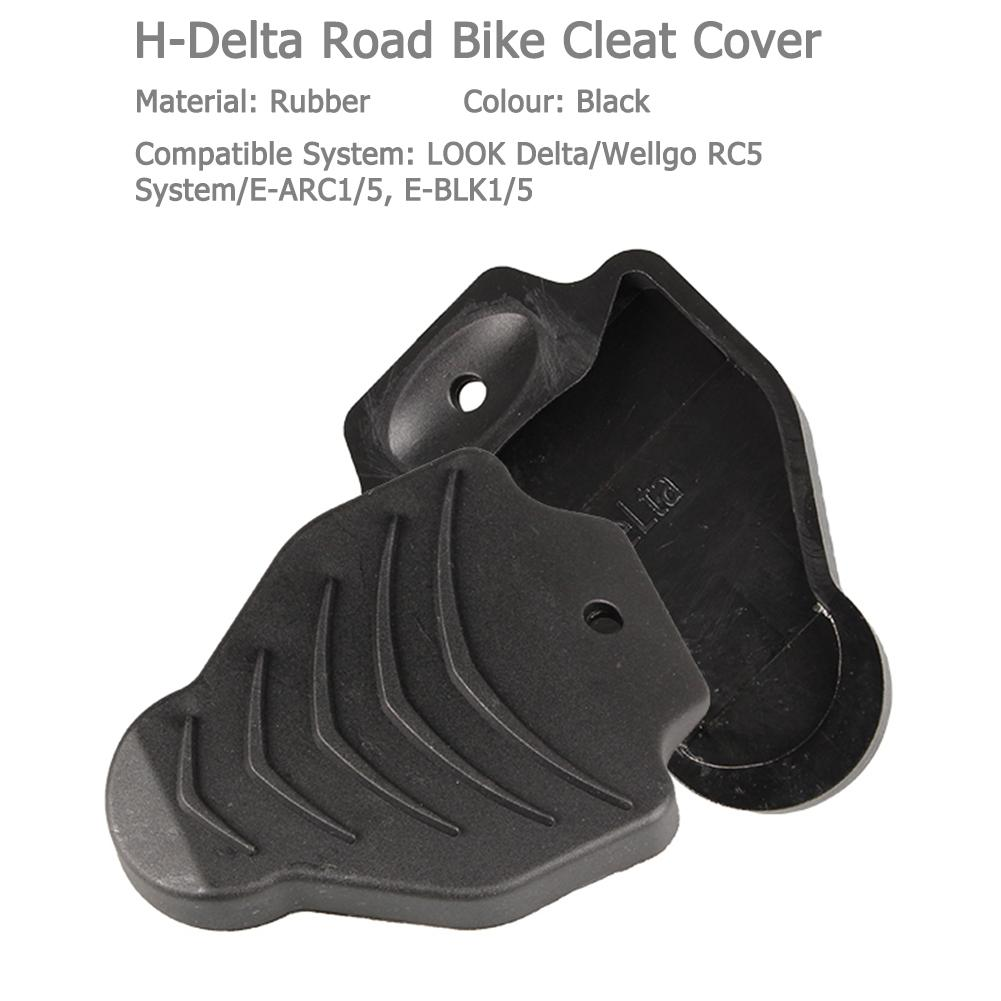 cf7223234 1 Pair Rubber Cleat Covers for Shimano SPD SL   LOOK KEO   Wellgo RC7   LOOK  Delta   Wellgo RC5 System Pedal Cleats-in Bicycle Pedal from Sports ...