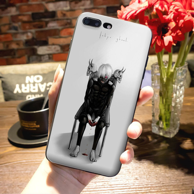Tokyo Ghouls Pattern phone Case for Apple iPhone