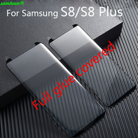 Screen Protector For Samsung Galaxy S8 S8 Plus 3D Full Cover Tempered Glass For Samsung S8