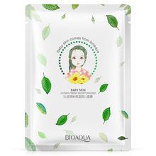 Bioaqua Fresh Moisturizing Baby Mask Moisturizing Whitening Moisturizing Oil Control Moisturizing Tablet Mask Facial Care стоимость