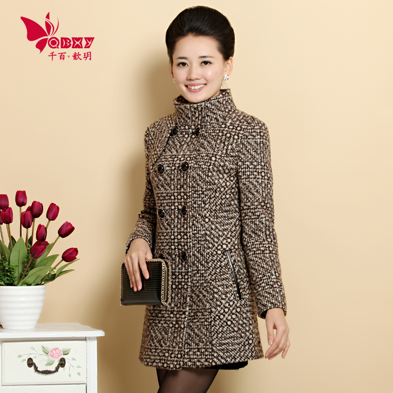 Compare Prices on Tweed Wool Coats Women- Online Shopping/Buy Low