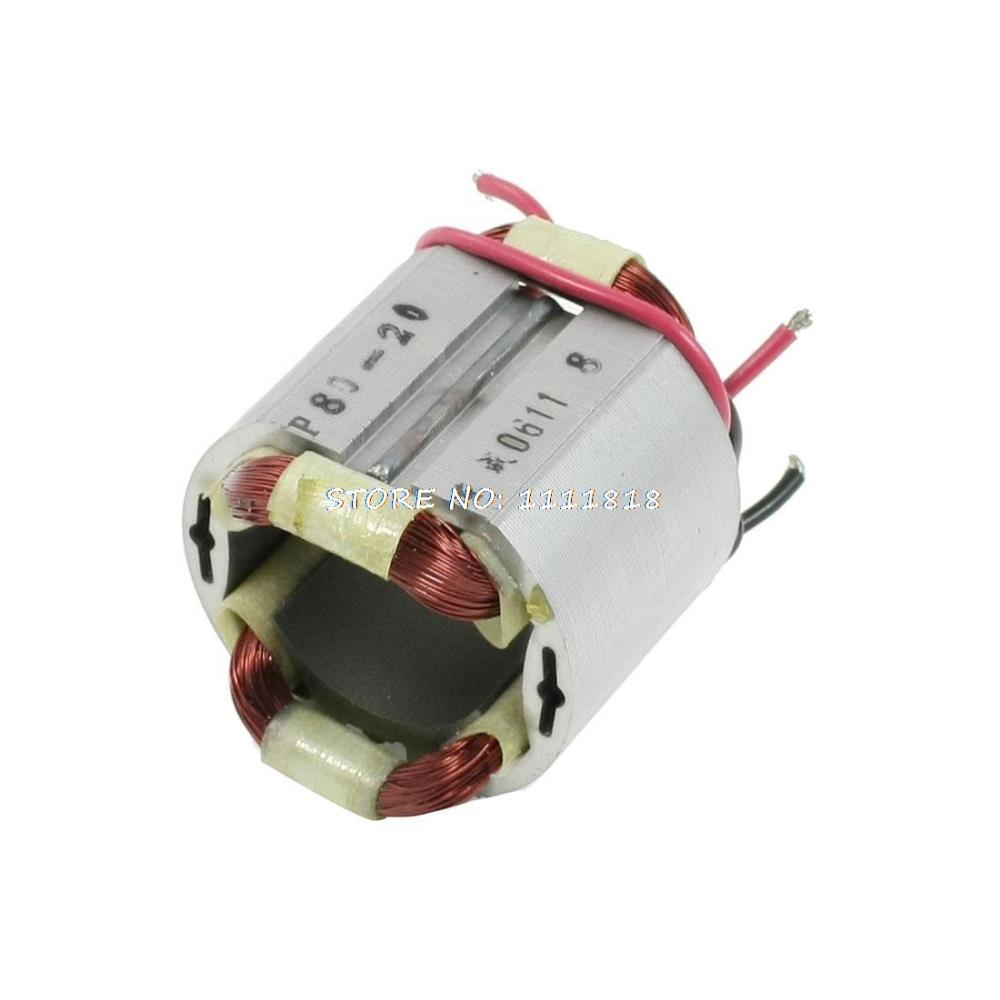 Ac220v 24mm Core 4 Cables Replacement Electric Motor