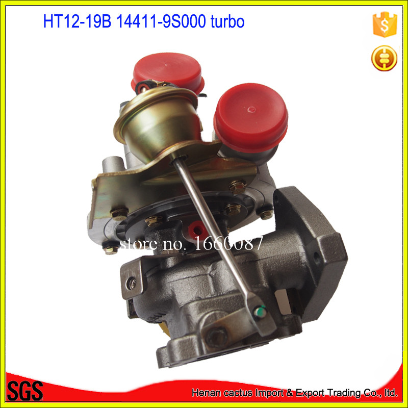 US $125 55 9% OFF|HT12 19B turbocharger 14411 9S000 144119S000 turbo  charger Ffor niissan zd30 engine-in Turbocharger from Automobiles &  Motorcycles