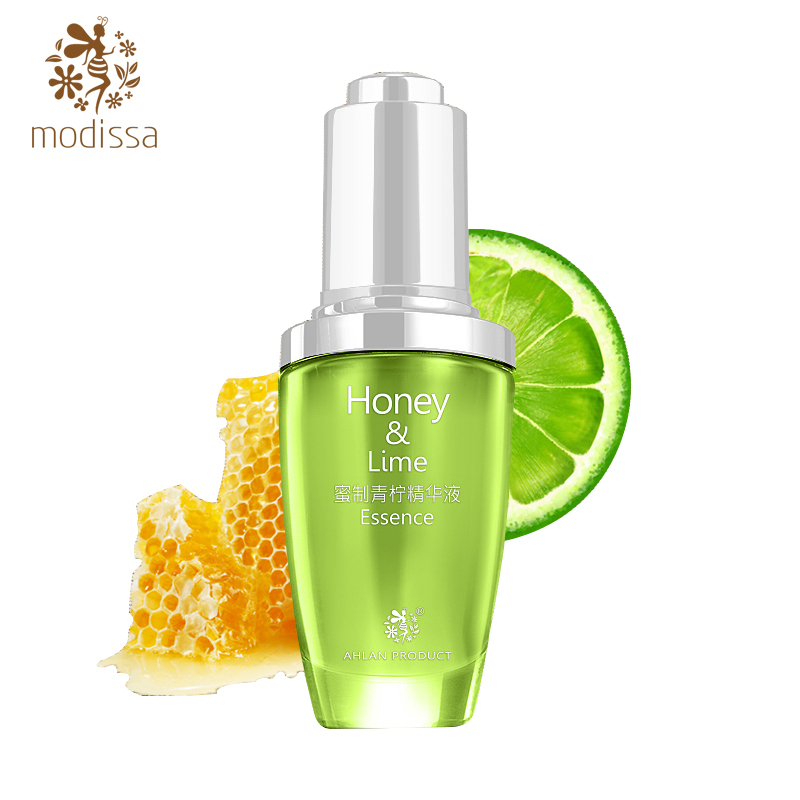 MODiSSA Honey & Lime Essence Using a Variety of Plant Honey Extracts for Dredge Pores Promote Absorption Face Essence Skin Care