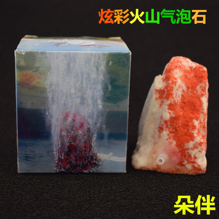 Hot Sale Aquarium Decoration Rockery Form Bubble Stone Aquarium Fish