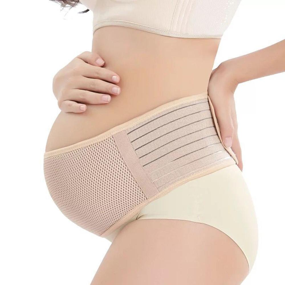 Pregnancy Maternity Support   Belt   Bump Postpartum Waist Back Lumbar Belly Ban Waist-protection   Belt   for Pregnant Woman