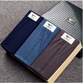 140211/Male briefs/Elderly men / underwear / code / briefs / cotton / breathable / loose / medium waist/