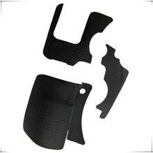 Набор резиновых корпусов 3 шт. передняя крышка и задняя крышка резиновый окуляр для Canon EOS 6D запасные части