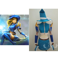 2016 LOL Lux cosplay costume