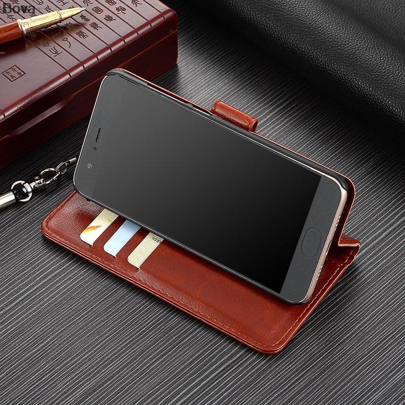 ρετρό δερμάτινη θήκη για Xiaomi Mi6 M6 Mi 6 - Ανταλλακτικά και αξεσουάρ κινητών τηλεφώνων - Φωτογραφία 4