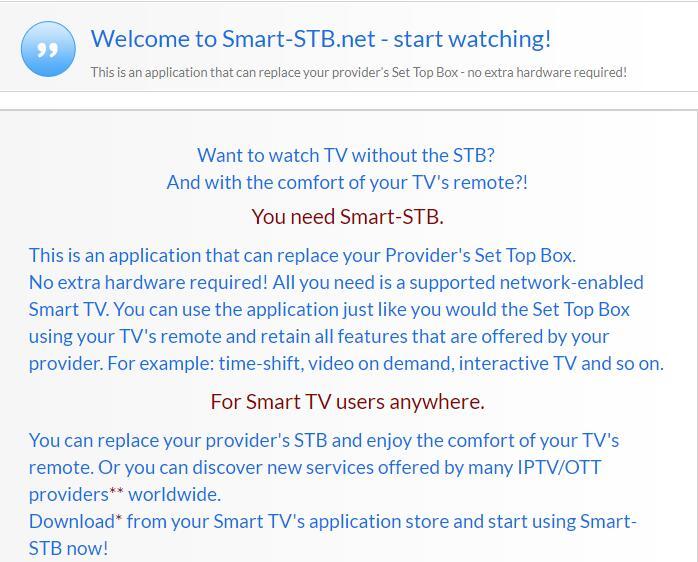 Exclusive software with 1 month Scandinavian IPTV