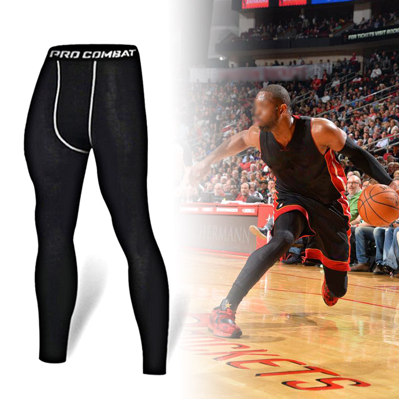 Basketball Compression Pants Sports Running Tights Men Jogging Leggings Fitness Gym Clothing Sport Leggings yoga leggings men цена