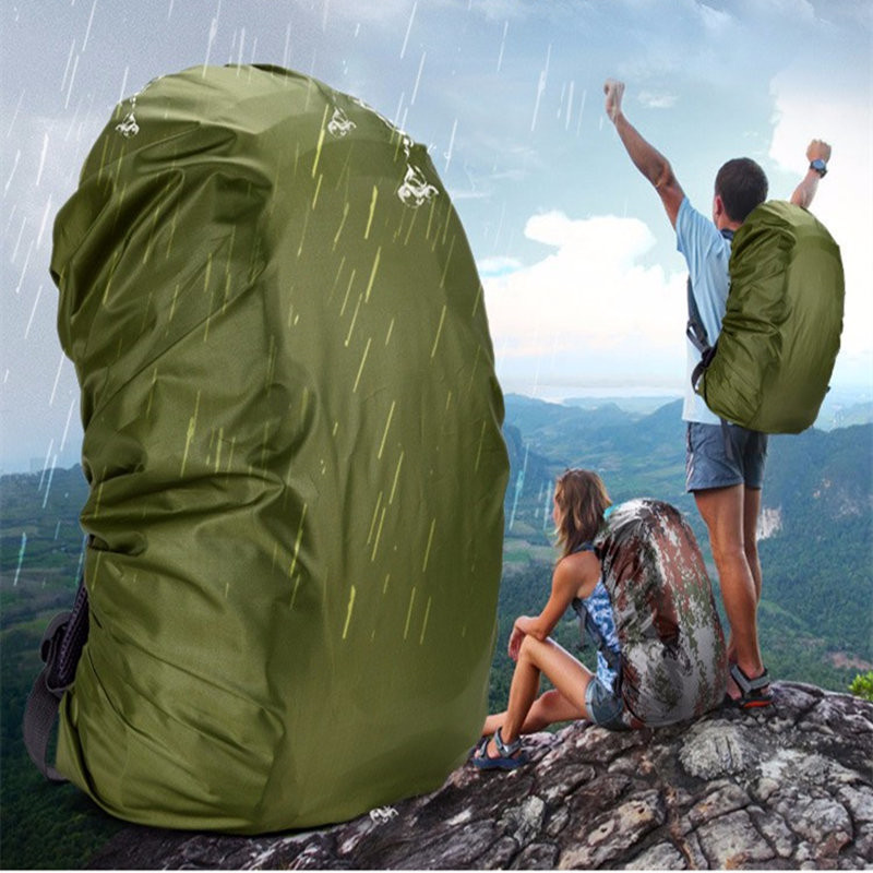 35L Outdoor Sport Bags Cover Durable Nylon Travel Backpack Waterproof Cover Case Military Bags Cover for Outdoor Sport Bags