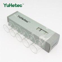 TUBO DE VIDRO para Geekvape 5 pcs YUHETEC Amizade MTL RTA 4 ml TANQUE de VIDRO