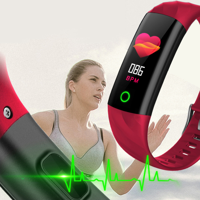 IP68 Waterproof Smart Bracelet Pedometer Heart Rate Monitor Blood Oxygen Fitness Tracker Smart Wristband Multi Sport Smart Band 3
