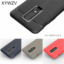 sFor Oneplus 6 Case Cover Shockproof Luxury Armor Rubber Silicone Phone For OnePlus Coque Fundas