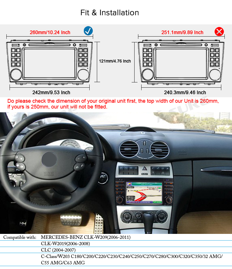 a sure android 7 1 dab dvd sat nav gps radio player for mercedes rh aliexpress com Mercedes-Benz Manual Trans do mercedes come in manual