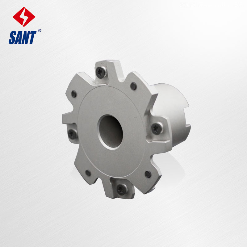 Indexable milling cutter Match insert XSEQ12T3 Side and face milling cutter disc PT02 t2139 8rxc16x200l indexable ball nose milling cutter copy milling cutter for finish machining