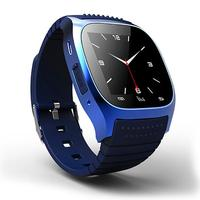 M26 Waterproof Smartwatch Bluetooth Smart Watch With LED Alitmeter Music Player Pedometer For Android Smart Phone