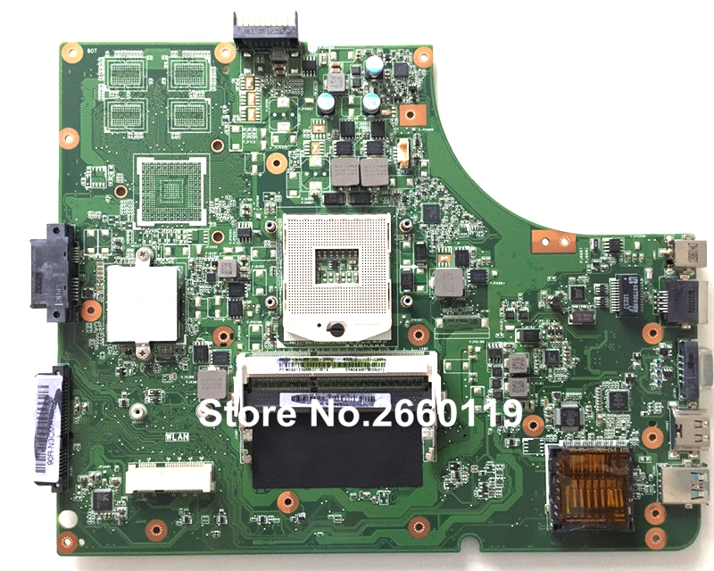 100% Working Laptop Motherboard For Asus K53SD Main Board Fully Tested and Cheap Shipping