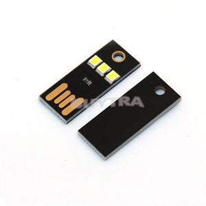 Новый Кемпинг белый свет ночь мобильный USB светодио дный Светодиодная лампа Novetly USB гаджеты мини USB свет