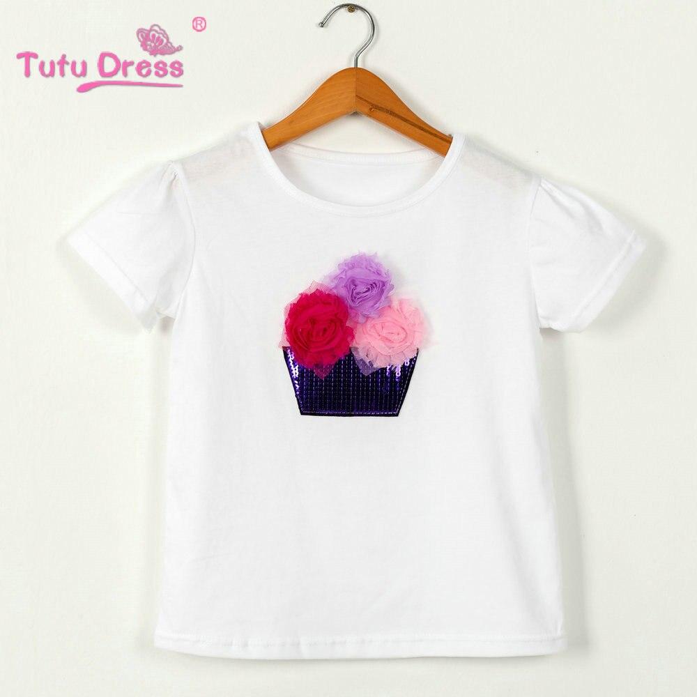 חולצות טריקו קיץ חולצת טריקו כותנה - בגדי ילדים