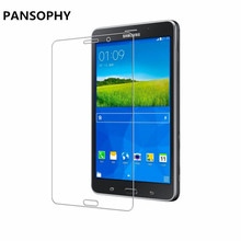 Pill PC Display Protector For Samsung Galaxy Tab four 7.zero T230 T231 T235  Tempered Glass Protecting Movie 9H zero.3mm Extremely-thin