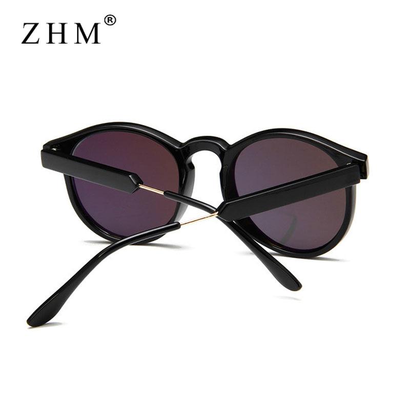 2021 Retro Round Sunglasses Women Men Brand Design Transparent Female Sun Glasses Men Oculos De Sol Feminino Lunette Soleil