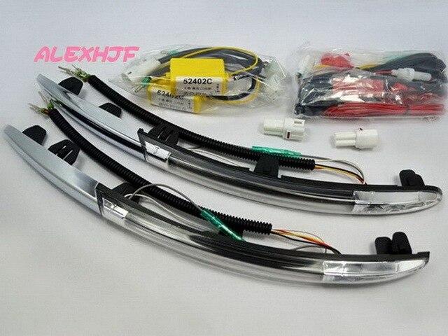 July King LED Light Guide Daytime Running Lights LED DRL Case for Nissan Teana 2008~10 and Maxima 2012 ( Australian model )