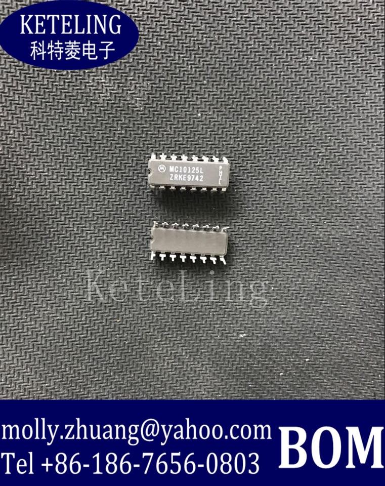 Freeshipping    MC10125      MC10125L