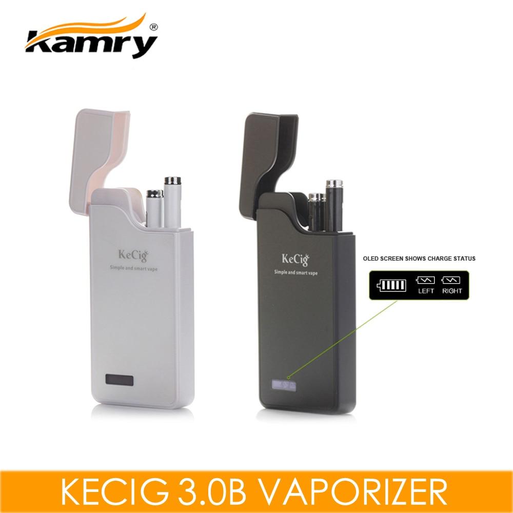 Original Kamry Kecig 3.0B Cigarrillo electrónico Vape Mod 1200mAh - Cigarrillos electrónicos