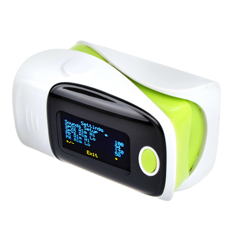 Image 2 - ELERA Upgrade with alarm setting Digital finger oximeter, pulse oximeter a finger, pulsioximetro SPO2 PR oximetro de dedo-in Blood Pressure from Beauty & Health