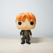 Funko POP Movies Harry Potter Action Figure Ron Weasley Collectible Model Toys Great quality Christmas Gift(China (Mainland))