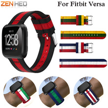 New Arrival For Fitbit Versa Wristband Wrist Strap Smart Watch Band Soft Watchband Replacement Smartwatch Sports