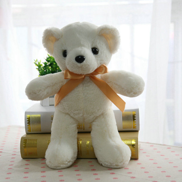 35CM Kawaii Teddy Bear Plush Toy Stuffed Soft Animal Bear Dolls for Kids Baby Children Birthday Gift Valentine's Gift Uncategorized Decoration Kid's Toys Stuffed & Plush Toys Toys