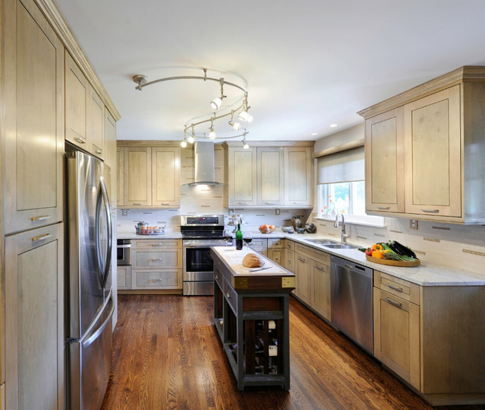 2017 New Style Classical Solid Wood Kitchen Cabinets American Solid Wood Kitchen Furniture Free Design for You