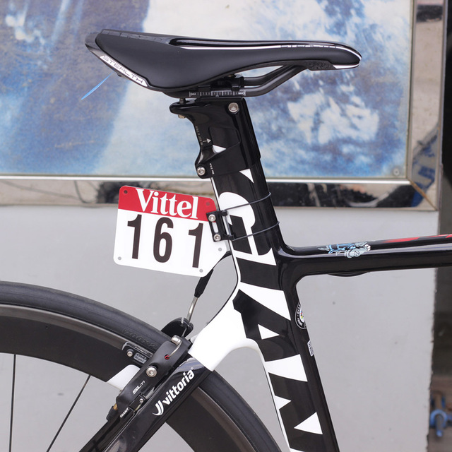 Number Plates For Bike Racks & Peruzzo Cruising 2 Bike