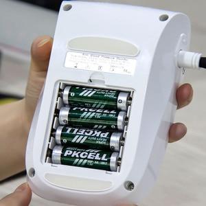 Image 5 - Портативный цифровой измеритель артериального давления, наручный сфигмоманометр, пульсометр, черный тонометр